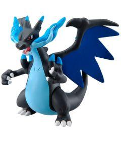 Figura-Pokemon-Articulada---14-cm---Mega-Charizard-X---Tomy