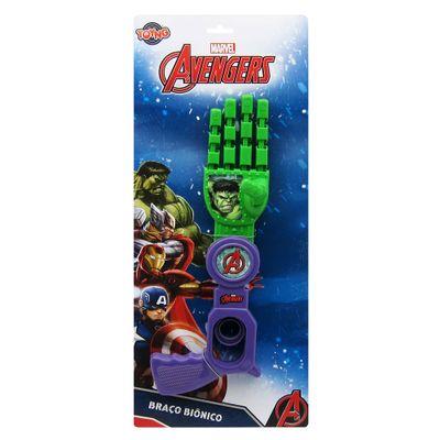 Braco-Bionico-Vingadores---Disney---Marvel---Hulk---Toyng