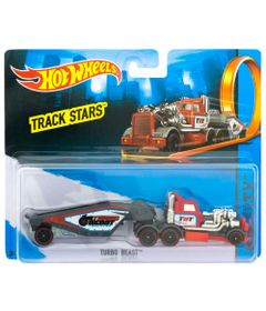 Carrinho-Hot-Wheels---Track-Stars---Turbo-Beast---Vermelho---Mattel