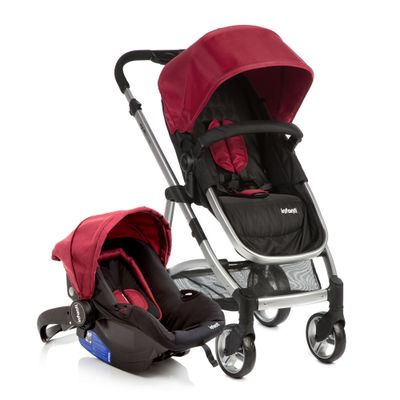 Travel-System---Epic-Light---Cherry---Infanti-H5106-frente1