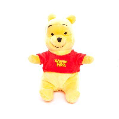 Pelucia-Personagens-Disney---21-CM---Ursinho-Pooh---Pooh---Estrela