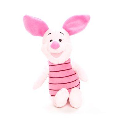 Pelucia-Personagens-Disney---24-CM---Ursinho-Pooh---Leitao---Estrela