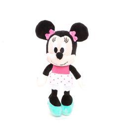 Pelucia-Personagens-Disney---25-CM---Mickey-Mouse-Clubhouse---Minnie-Vestido-Rosa---Estrela