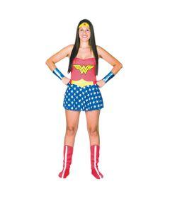 Fantasia-Adulta---DC-Comics---Mulher-Maravilha---Sulamericana---G