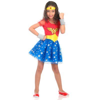 Fantasia-Infantil---DC-Comics---Mulher-Maravilha---Princesa---Sulamericana---P