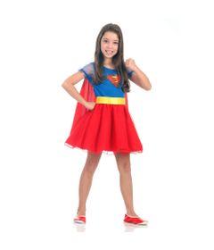 Fantasia-Infantil---DC-Comics---Supergirl---Princesa---Sulamericana---P