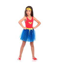 Fantasia-Infantil---Dress-Up---DC-Comics---Mulher-Maravilha---Sulamericana---G