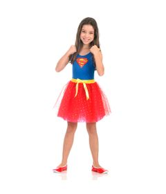 Fantasia-Infantil---Dress-Up---DC-Comics---Supergirl---Sulamericana---M