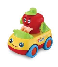 Mini-Veiculo---Carrinho-Hora-de-Brincar---Frutas-Divertidas---Maca---Dican