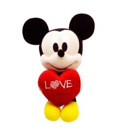 Pelucia---Disney---Mickey-Mouse---20-cm---Big-Head-P---Long-Jump-LJP11162C-frente