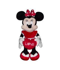 Pelucia---Disney---Minnie---30-cm---Long-Jump-LJP13109C-frente