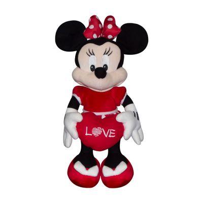 Pelucia---Disney---Minnie---30-cm---Long-Jump-LJP13109C-frente