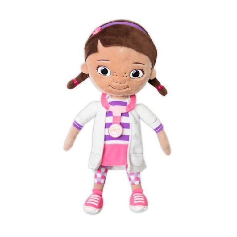 Pelucia Doutora Brinquedos 30 Cm Long Jump Ri Happy Brinquedos
