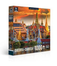Quebra-Cabeca---1000-Pecas---Grande-Palacio-de-Bangkok---Toyster