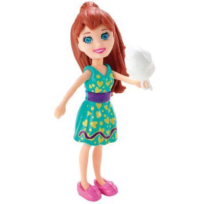 Boneca-Polly-Pocket---Sortimento-Basico---Lila-Vestido-Azul---Mattel