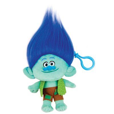 Chaveiro-de-Pelucia---Trolls---Branch---Cabelo-Azul---Candide-5906-frente