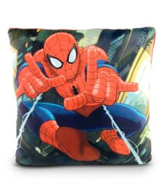 Almofada-Estampada-30x30-Cm---Disney---Marvel---Spider-Man---DTC