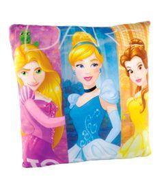 Almofada-Estampada-30x30-Cm---Disney---Princesas-Disney---DTC