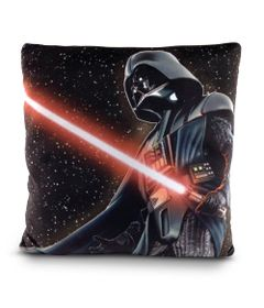 Almofada-Estampada-30x30-Cm---Disney---Star-Wars---Darth-Vader---DTC