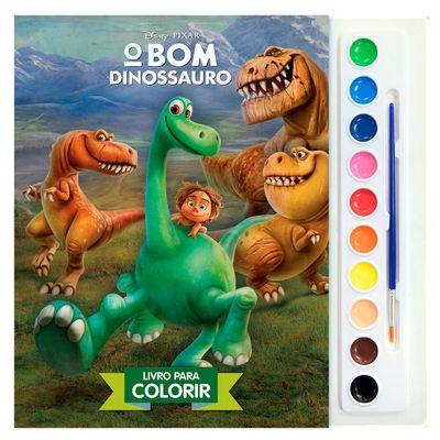 Livro-Disney---Colecao-Aquarela---O-Bom-Dinossauro---DCL