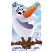 Livro-Disney---Frozen---Olaf-Abraco-Quentinho---DCL