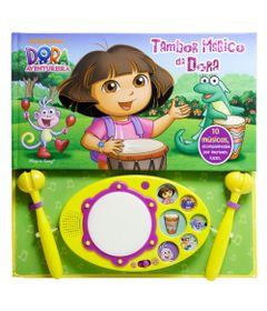 Livro-e-Tambor-Magico-Disney---Dora-a-Aventureira---DCL