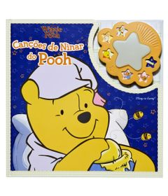 Livro-Musical-Disney---Cancoes-de-Ninar-do-Pooh---DCL