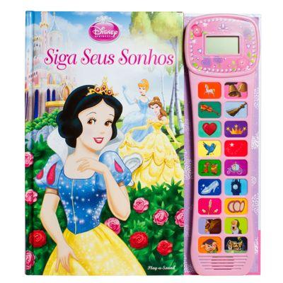Livro-Musical-Disney---Princesas---Siga-Seus-Sonhos---DCL