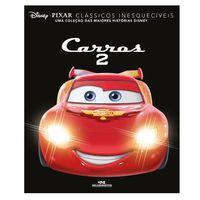 Livro-Disney---Classicos-Inesqueciveis---Carros-2---Melhoramentos