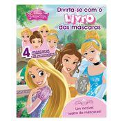 Livro-de-Mascaras-Disney---Princesas-Disney---DCL