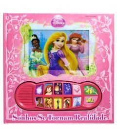 Livro-Musical-Disney---Princesas---Sonhos-se-Tornam-Realidade---DCL