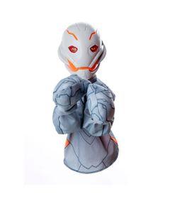 Figura-de-Acao---20-cm---Hero-Fighters---Marvel---Avengers---Era-de-Ultron---Ultron---Estrela