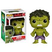Figura-Colecionavel---Funko-POP---Disney---Marvel---Avengers-A-Era-de-Ultron---Hulk---Funko