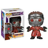 Figura-Colecionavel---Funko-POP---Disney---Marvel---Os-Guardioes-das-Galaxias---Star-Lord---Funko