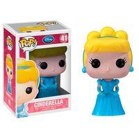 Figura-Colecionavel---Funko-POP---Disney-Princesas---Cinderela---Funko