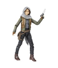Figura-Colecionavel-Star-Wars---Rogue-One---The-Black-Series---14-cm---Sergeant-Jyn-Erso-Jedha---Hasbro---Disney