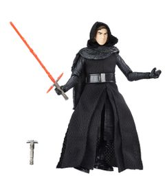 Figura-Colecionavel-Star-Wars---The-Black-Series---14-cm---Kylo-Ren-Unmasked---Hasbro---Disney-Frente