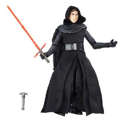 Figura-Colecionavel-Star-Wars---The-Black-Series---14-cm---Kylo-Ren-Unmasked---Hasbro---Disney-Frente