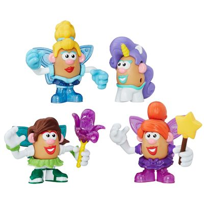 Figura-Mashup-Playskool---Mr.-Potato-Head---Fadas---Hasbro-Frente