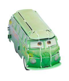 Quebra-Cabeca-3D---Disney---Carros---Fillmore---DTC