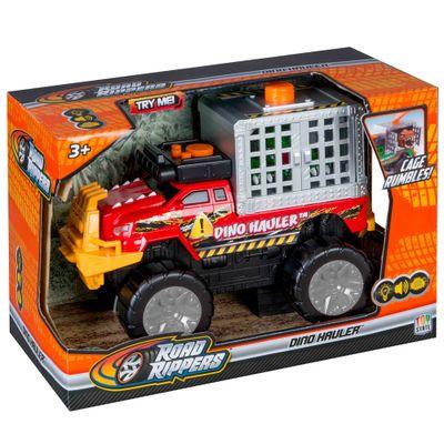 Veiculo-e-Figura---Road-Rippers---Dino-Hauler---Vermelho---DTC