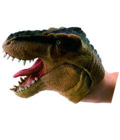 Figura---Dino-Fantoche---Dino-Marrom---DTC