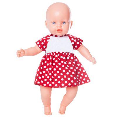 boneca-nina-vestido-vermelho-com-poas--estrela-1003601000219_Frente