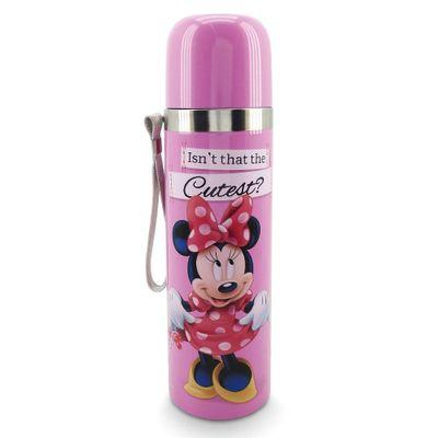 Garrafa-Termica---500ml---Disney---Minnie-Mouse---Taimes