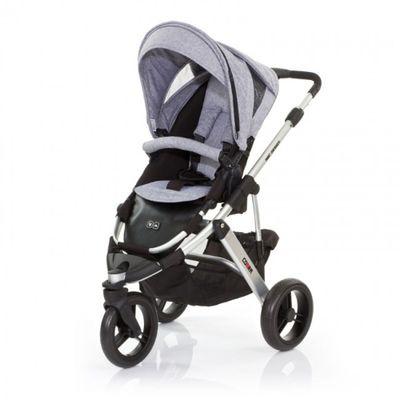 Carrinho-Triciclo---Cobra---Graphite-Grey---ABC-Design-31191518-frente