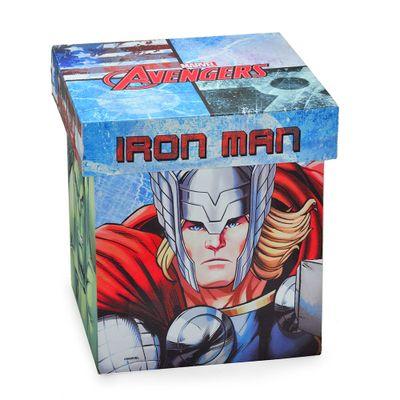 Caixa-Avengers---Marvel---Disney---Mabruk