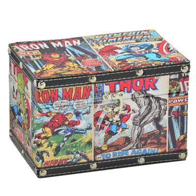 Caixa-com-Fecho---Marvel-Comics---Disney---Mabruk