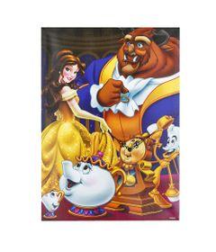 Relogio-A-Bela-e-a-Fera---Princesas-Disney---Mabruk