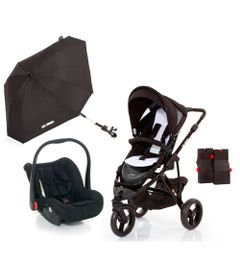 Travel-System-com-Adaptador---Cobra-Phantom-e-Guarda-Sol-Black---ABC-Design