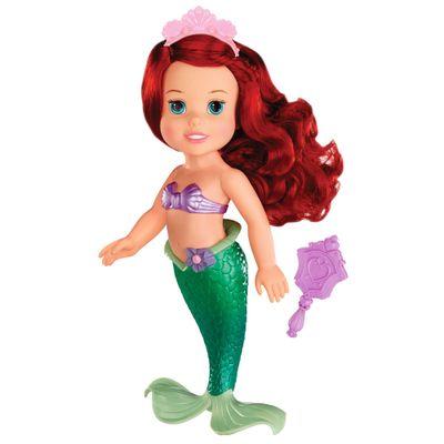 Frente-Boneca---Princesas-Disney---Ariel-Banho---Sunny